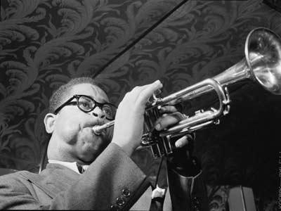 Dizzy Gillespie, New York, N.Y., ca. May 1947