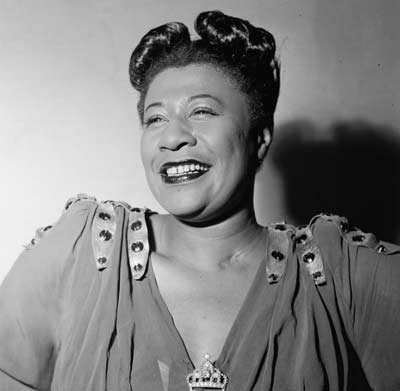 Ella Fitzgerald, New York, N.Y., ca. Nov. 1946